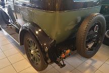 Strib Automobilmuseum, Middelfart, Denmark