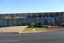 Palacio Da Alvorada, Brasilia, Brazil