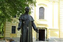 Nadi Boldogasszony Plebania, Gyula, Hungary