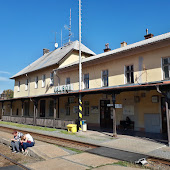 Железнодорожная станция  Valsov