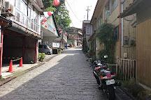 Yunohira Onsen, Yufu, Japan