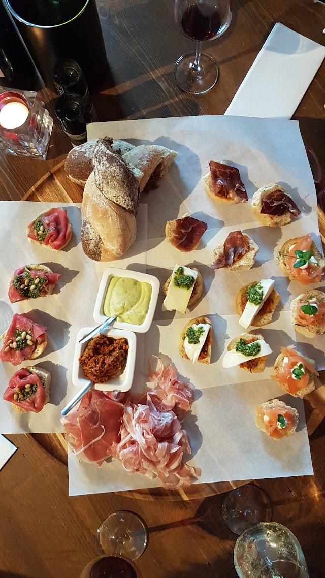 Bar-Restaurant Duvels Hoorn