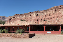 Old Cliff Dwellers Lodge (Blanche Russell Rock House), Marble Canyon, United States