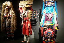 International Museum of Carnival and Mask, Binche, Belgium