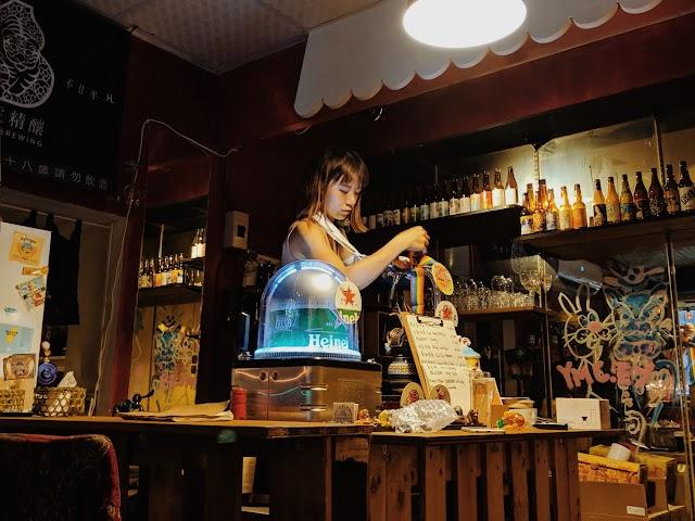 A Maker x 小客廳 Craft Beer Bar