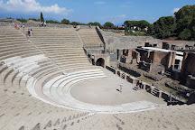 Lupanar, Pompeii, Italy