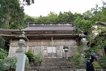 Chokokuji Temple, Sado, Japan