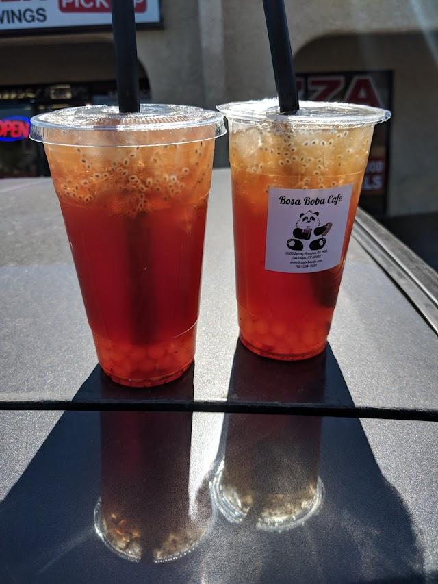 Bosa Boba Cafe