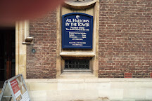 All Hallows Barking-by-the-Tower, London, United Kingdom