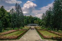 Park Zdrojowy, Polanica Zdroj, Poland