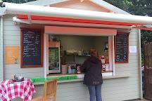 Schulgarten Lubeck mit Cafe, Lubeck, Germany