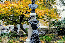 Arthur Sullivan Statue, London, United Kingdom