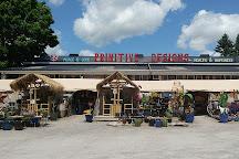 Primitive Designs, Port Hope, Canada