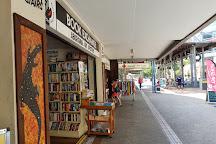 Readback Books and Aboriginal Art, Darwin, Australia