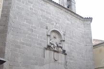 Capilla de las Nieves, Avila, Spain