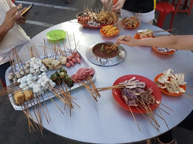 Bachang Satay Celup