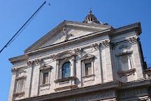 Chiesa di San Carlo ai Catinari (SS. Biagio e Carlo ai Catinari), Rome, Italy