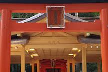 Kuzuryu Shrine, Hakone-machi, Japan