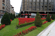 Plaza Moyua, Bilbao, Spain