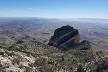 El Capitan, Guadalupe Mountains National Park, United States
