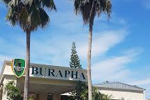 Burapha Golf Club, Si Racha, Thailand