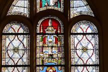 Eglise Saint-Justin, Louvres, France
