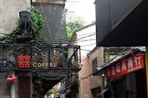 Sunwen West Road Pedestrian Street, Zhongshan, China