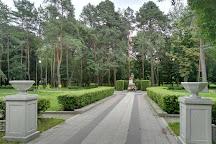 Chelyuskinites Park, Minsk, Belarus