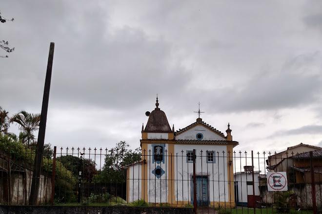 Capela de Santo Antonio da Canjica, Tiradentes, Brazil