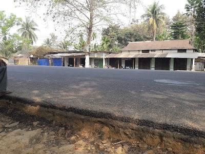 Amjonga Bus Stop