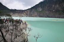 White Crater, Ciwidey, Indonesia