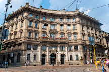 Palazzo del Credito Italiano, Milan, Italy