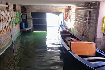 Real Venetian Kayak, Venice, Italy
