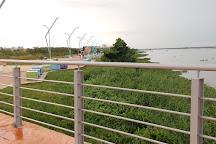 Malecon Leon Caridi, Barranquilla, Colombia