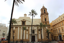 Iglesia Santiago Apostol, Cadiz, Spain