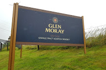 Glen Moray Distillery, Elgin, United Kingdom