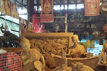 Kad Sala Mae Kru Kum, San Pa Tong, Thailand