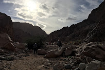 Wishwashi Canyon, Taba, Egypt