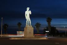 Statue de David, Marseille, France