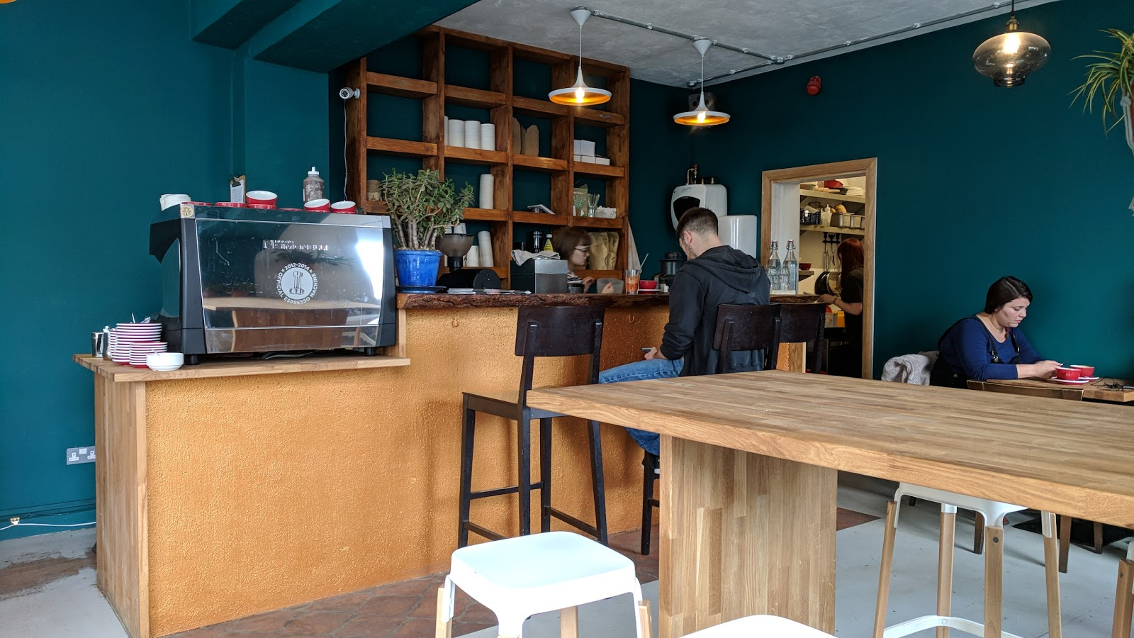 Ground Coffee House - Kemptown: A Work-Friendly Place in Brighton