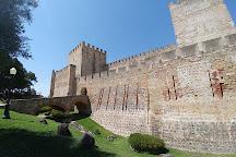 Castelo de S. Jorge, Lisbon, Portugal