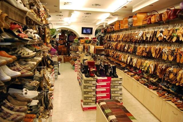 Greek Sandal Shop