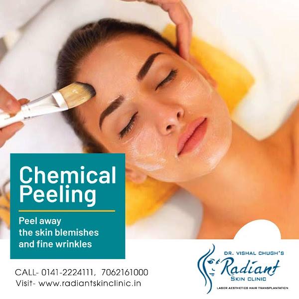 Dr Vishal Chugh Radiant Skin Clinic Dermatologist Skin