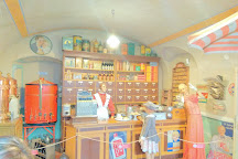 Muzeum obchodu Cesky Krumlov, Cesky Krumlov, Czech Republic