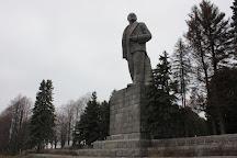 Lenin Monument, Dubna, Russia