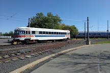 The Electric City Trolley Station and Museum, Scranton, United States