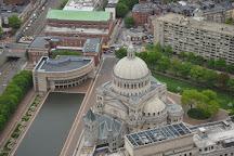 Skywalk Observatory, Boston, United States
