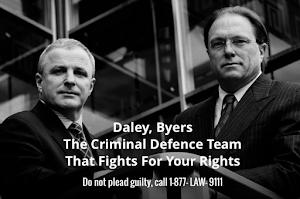Daley Byers Criminal Lawyers Brampton