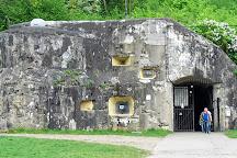 Fort Eben-Emael, Eben-Emael, Belgium