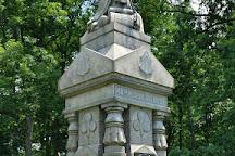 Gettysburg National Military Park, Gettysburg, United States